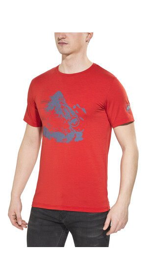 Mammut Creon T-Shirt Men lava